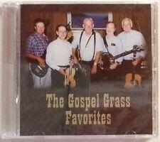 The Gospel Grass Favorites ~ Bluegrass ~ Country ~ CD Album ~ New ~ 2000
