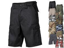 NUOVO US BDU Bermuda Shorts Pantaloni Cargo Uomo Pantaloni corti Capri Estate Pantaloni xxs-3xl