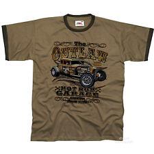 * 1247 t-shirt Oldtimer Hot Rod Old School vintage us-car rockabilly Kustom auto