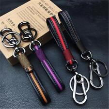 Car Keyring Key Chain Buckle Metal Keychain Ornament Pendant Decor Gift H