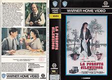 La foresta silenziosa (1983) VHS