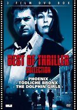 BEST OF THRILLER COLLECTION *Phoenix,,Dolphin Girls,Tödliche Bronx (DVD)*NEU OVP