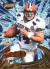 1999 Revolution Miami Dolphins Football Card #91 Rob Konrad Rookie