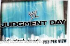 Wwe slam attax evolution-judgment day ppv carte