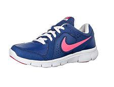 Nike FLEX EXPERIENCE LTR gs 631465 401 PELLE DONNA RAGAZZA NEW