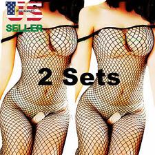 New Fishnet Body Stockings Sleepwear Adult Bodysuit Women's Lingerie Babydoll