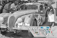 Calcas Jaguar XK120 Carrera Panamericana 1953 25 1:32 1:43 1:24 1:18 decals