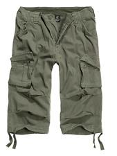 BRANDIT Hommes Cargo Shorts Urban Legend 3/4