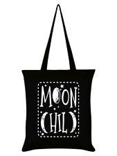 Tote Bag Moon Child Black 38x42cm