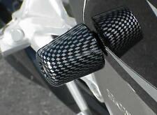 2003-2014 Honda CBR600RR CBR600 CBR 600 RR 600RR CARBON FRAME SLIDERS