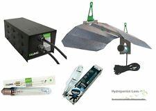 LUMii Noir 600 W Ballast Grow Light Kit Hydroponique HPS SunBlaster MH motorisation