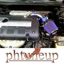 BLUE Fit for 2003-2008 HYUNDAI TIBURON 2.7 2.7L V6 AIR INTAKE KIT SYSTEMS