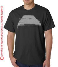 Rétro années 80 pour Toyota Celica voiture T-shirt DTG toutes les tailles et couleurs disponibles R53