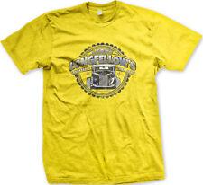 Leaky Longfellows Crankshaft Lube Jobs Hot Rod Crude Joke Car Old Men's T-Shirt