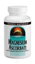 Source Naturals Magnesium Ascorbate 1,077 mg Powder - 4 oz.