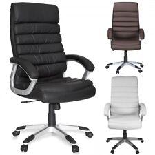 chaise simili cuir chaise pivotante de bureau VALO chaise de bureau Fauteuil