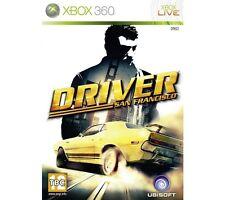 Driver: San Francisco (Microsoft Xbox 360, 2011)