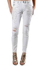 Sexy Woman VI-J3987A Jeans donna - colore Bianco IT