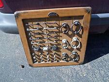Old Emtek Bronze Door Knockers Drawer Pulls Drawer Knobs About 27 x 27 Inches