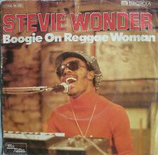 "7"" 70´s KULT ! STEVIE WONDER : Boogie On Reggae Woman"