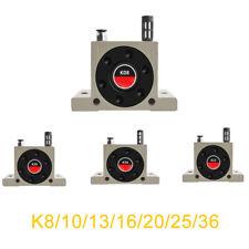 Industrial Pneumatic Vibrator Air Turbine Oscillator Ball type K-series K8-K36