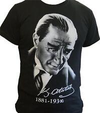 Mustafa Kemal Atatürk Türkei Türkiye Turkey Istanbul T-Shirt alle Größen NEU