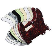 Nueva Guitarra Eléctrica Telecaster Tele Mini Humbucker Pickguard Rasguño Placa 3 capas