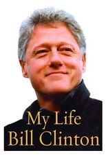 MY LIFE by Bill Clinton FREE SHIPPING hardcover book memoir President America