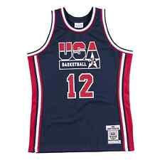 NEW Mitchell & Ness John Stockton USA Basketball Home 1992 Dream Team Authentic