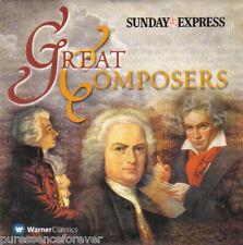 V/A - Great Composers (UK 10 Tk CD Album) (Sunday Express)