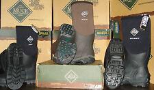 Muck Boot Chore Steel Toe - Hi Black