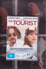 the tourist  (johnny depp & angelina jolie)