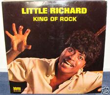 LITTLE RICHARD - King of Rock 2 LPs Bellaphon Gatefold