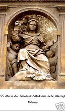 SANTINO HOLY CARD SS MARIA DEL SOCCORSO (MADONNA DELLA MAZZA) PALERMO