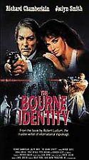 The Bourne Identity (TV Miniseries) [VHS] by Alan Shayne, Carol Sobieski, Carol