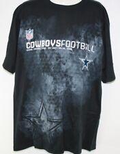 NEW Mens NFL Reebok Dallas Cowboys Sideline Camo Short Sleeve Tee T-Shirt