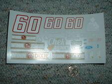 JNJ Hobbies 1/24 1/ 25  Decals #60 Winn Dixie Chek Drinks Mark Martin  DDD