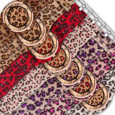 Damen Armbanduhr Fashion Trend Uhr mit Leoparden Style Fell Elegant Trendy