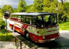 Cartolina: S 5-Omnibus dell'ex Fritz Fleischer kg Gera in Freital