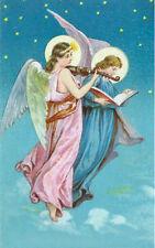 SANTINO HOLY CARD DUE ANGELI