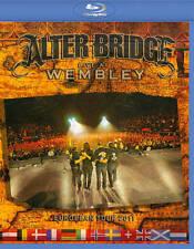 ALTER BRIDGE-LIVE AT WEMBLEY - BL Blu-Ray NEW