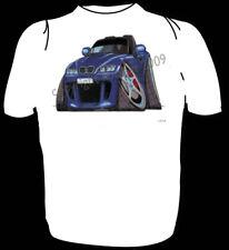 KOOLART HEAVYWEIGHT TSHIRT - BMW Z3 - BLUE - 6 SIZES
