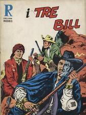"""Collana Rodeo n.37 """"I Tre Bill""""!! da Magazzino!!"""