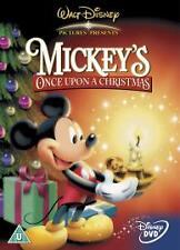 Mickey's Once Upon A Christmas (New DVD) Walt Disney - Mickey Mouse