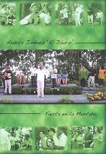 Andres Jimenez El Jibaro/ Fiesta en la Montana DVD