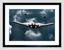 85329 AIR PLANE B-2 SPIRIT BOMBER F-117 NIGHTHAWK Decor WALL PRINT POSTER CA