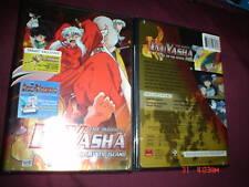 "JAPANESE MANGA/ANIME INUYASHA ""FIRE ON MYSTIC ISLAND"" LTD ED MOVIE 4 RETIRED DVD"