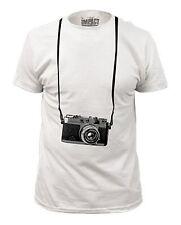 Impact Originals Tourist Camera Adult T-shirt - Prom Wedding Groom Funny Costume