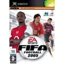FIFA FOOTBALL 2005 per XBOX videogioco microsoft