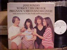 JANE FONDA'S WORKOUT FOR PREGANCY & BIRTH FEMMY DELYSER